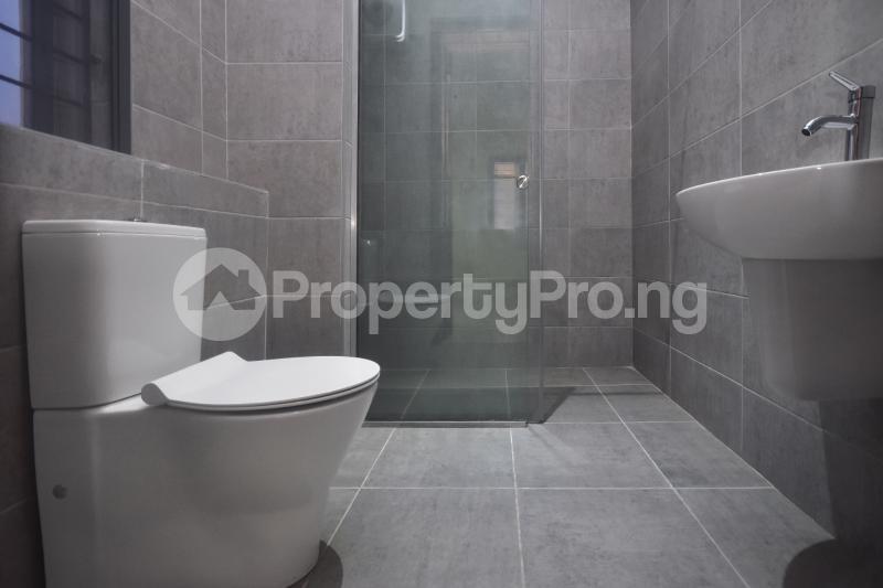 4 bedroom Terraced Duplex House for sale Atlantic view estate Igbo-efon Lekki Lagos - 4