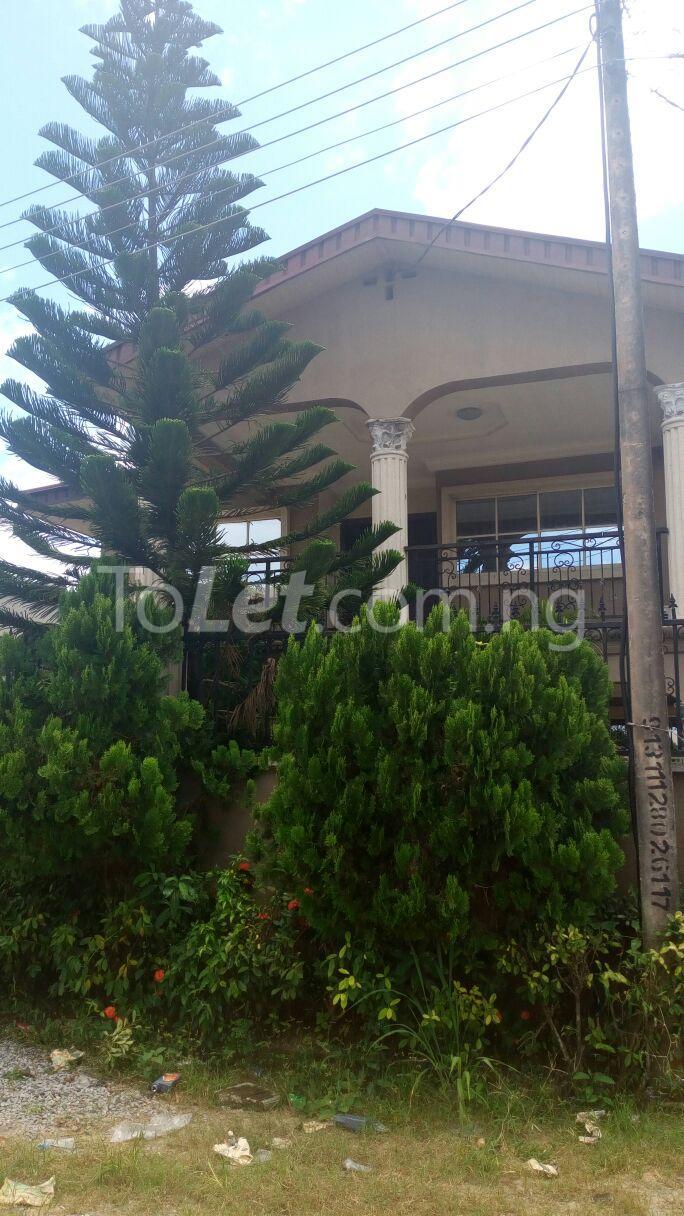 4 bedroom House for rent Good Homes Estate, Badore Road Badore Ajah Lagos - 0