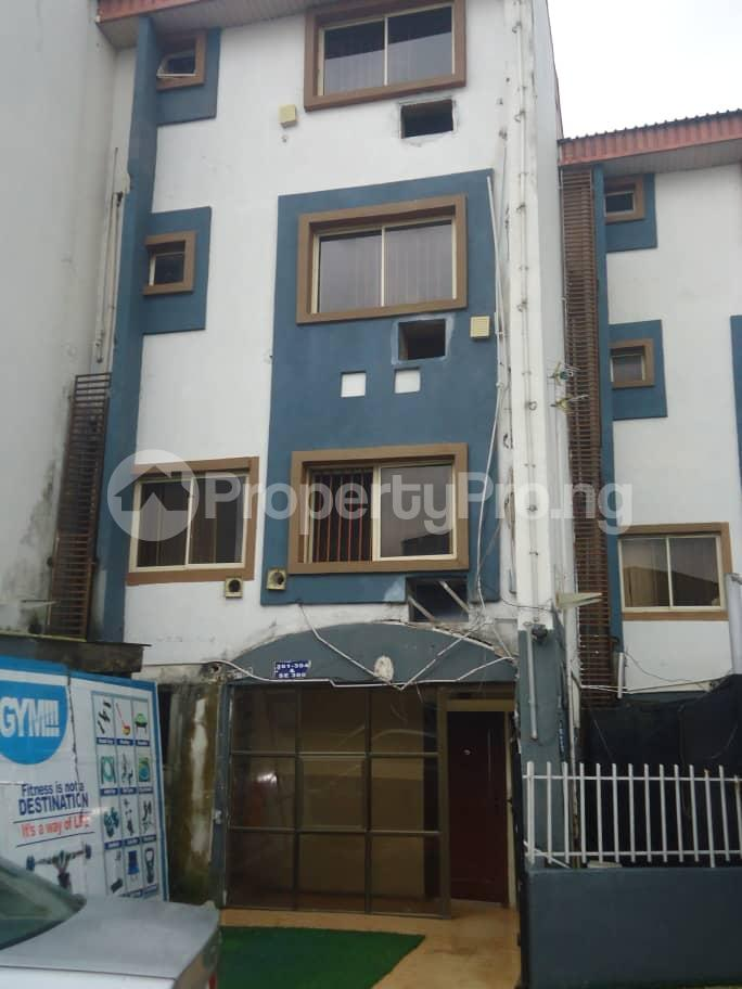 4 bedroom Semi Detached Duplex House for rent Babatola Close Off Obafemi Awolowo way Ikeja Awolowo way Ikeja Lagos - 0