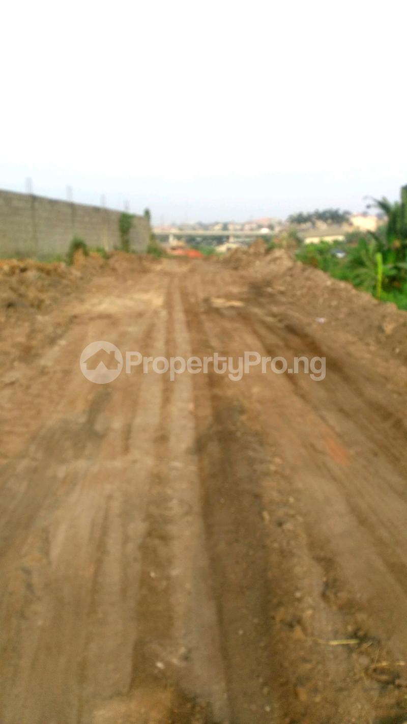 Joint   Venture Land Land for sale Okota Ago palace Okota Lagos - 1