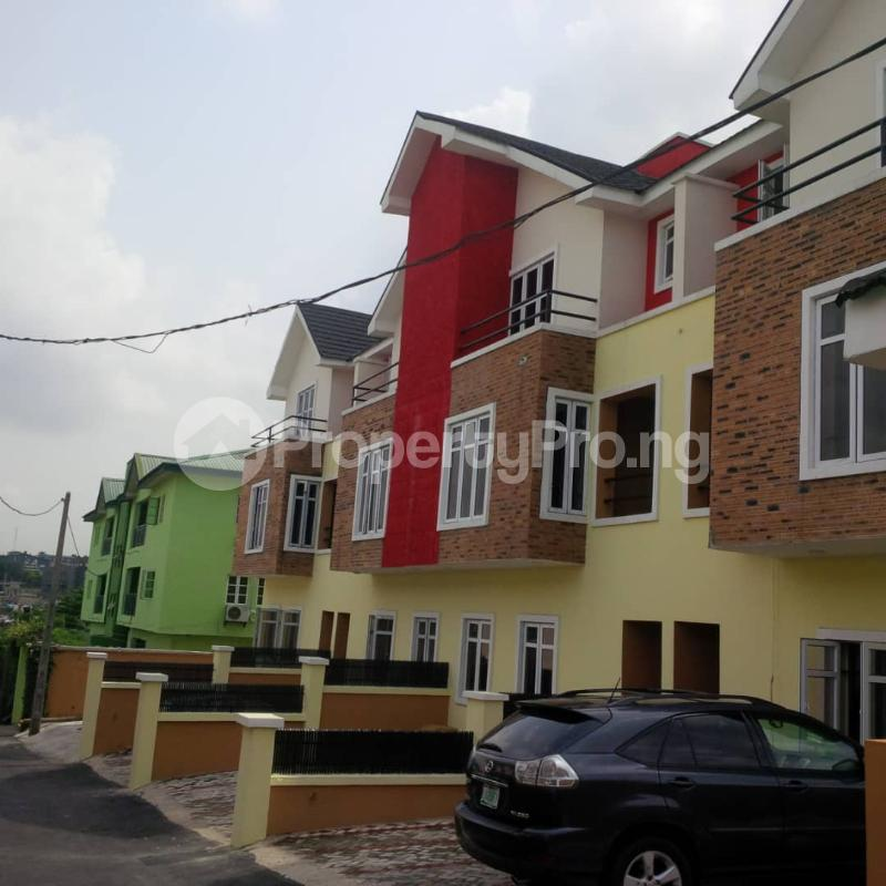 5 bedroom Terraced Duplex for sale Awuse Estate Opebi Opebi Ikeja Lagos - 2