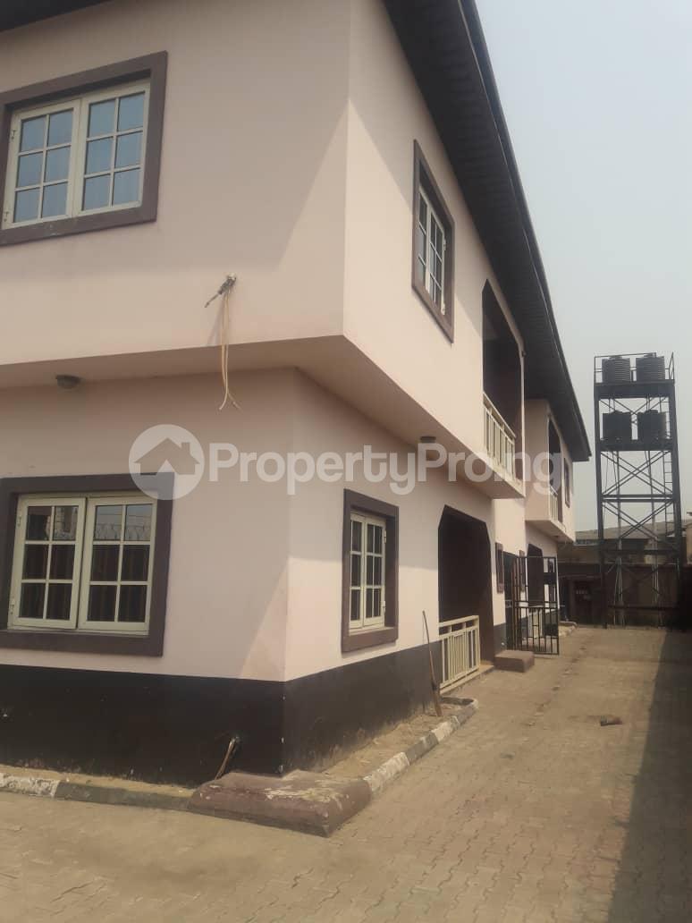 4 bedroom Blocks of Flats for sale Hopeville Estate Sangotedo Ajah Lagos - 1