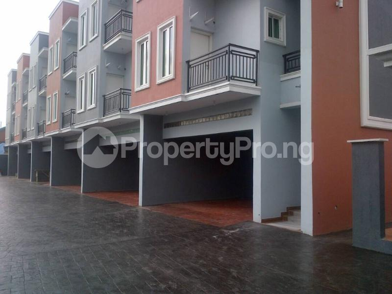 4 bedroom Terraced Duplex for sale Awuse Estate Opebi Ikeja Lagos - 1