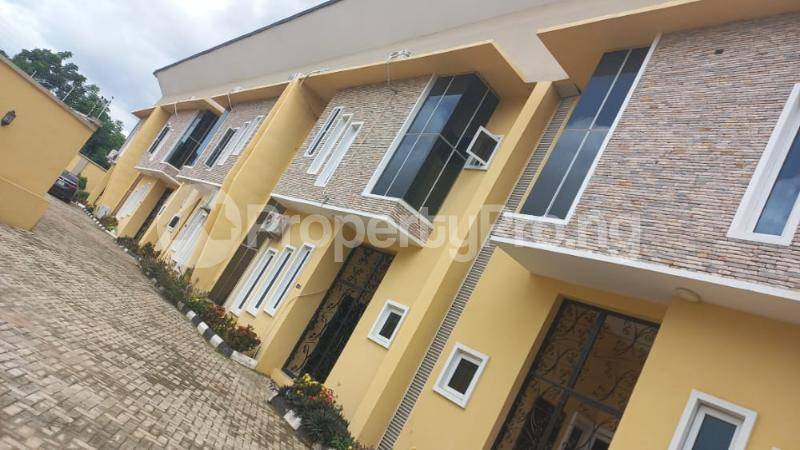 4 bedroom Terraced Duplex for rent Earodrome Gra Samonda Ibadan Oyo - 0