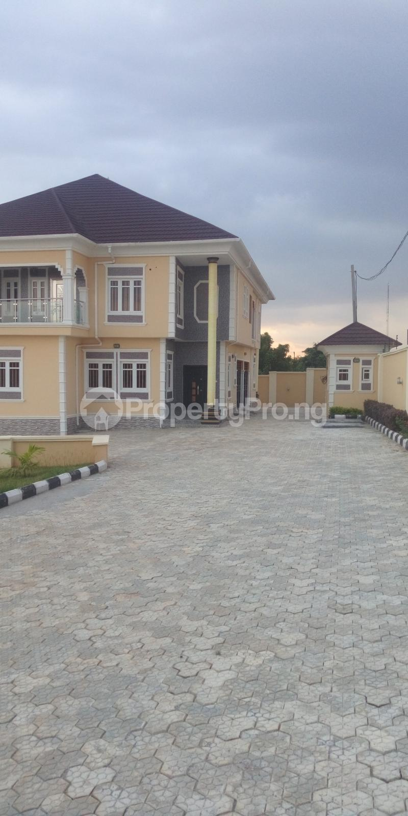 3 bedroom Mini flat Flat / Apartment for sale Obasanjo hilltop  Oke Mosan Abeokuta Ogun - 0