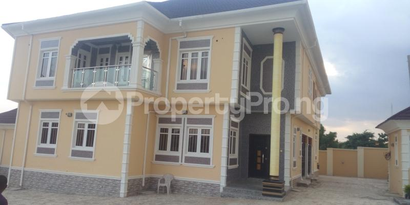 3 bedroom Mini flat Flat / Apartment for sale Obasanjo hilltop  Oke Mosan Abeokuta Ogun - 3