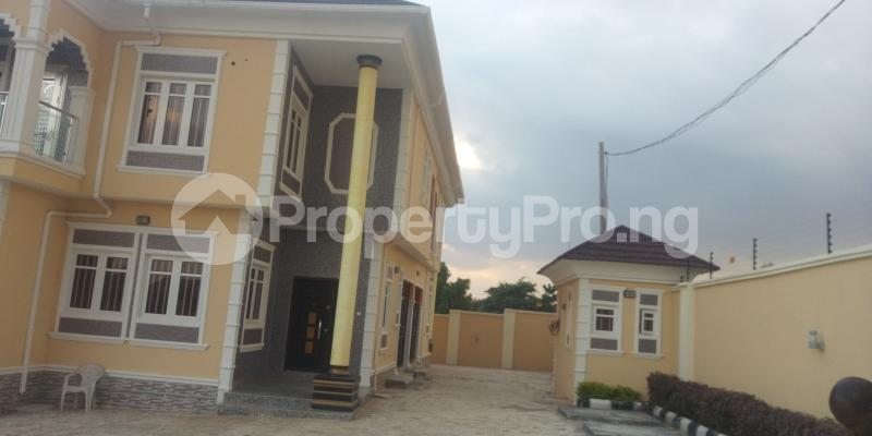 3 bedroom Mini flat Flat / Apartment for sale Obasanjo hilltop  Oke Mosan Abeokuta Ogun - 5