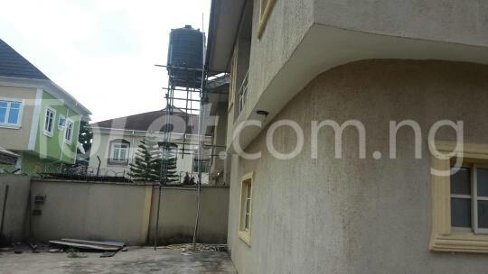 4 bedroom House for rent Gowon Estate Egbeda Alimosho Lagos - 6