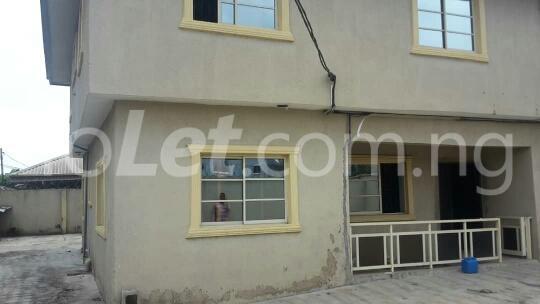 4 bedroom House for rent Gowon Estate Egbeda Alimosho Lagos - 0