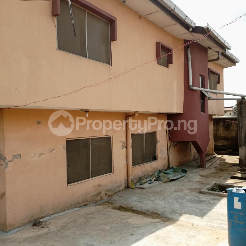 5 bedroom Blocks of Flats for sale Peace Estate Soluyi Gbagada Lagos - 4