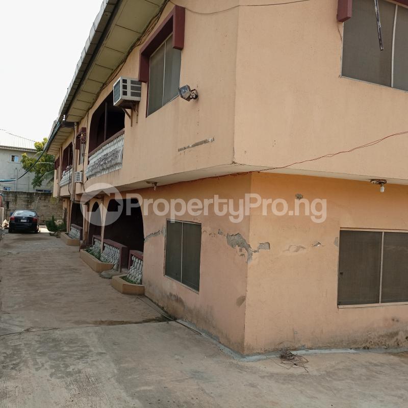 5 bedroom Blocks of Flats for sale Peace Estate Soluyi Gbagada Lagos - 1
