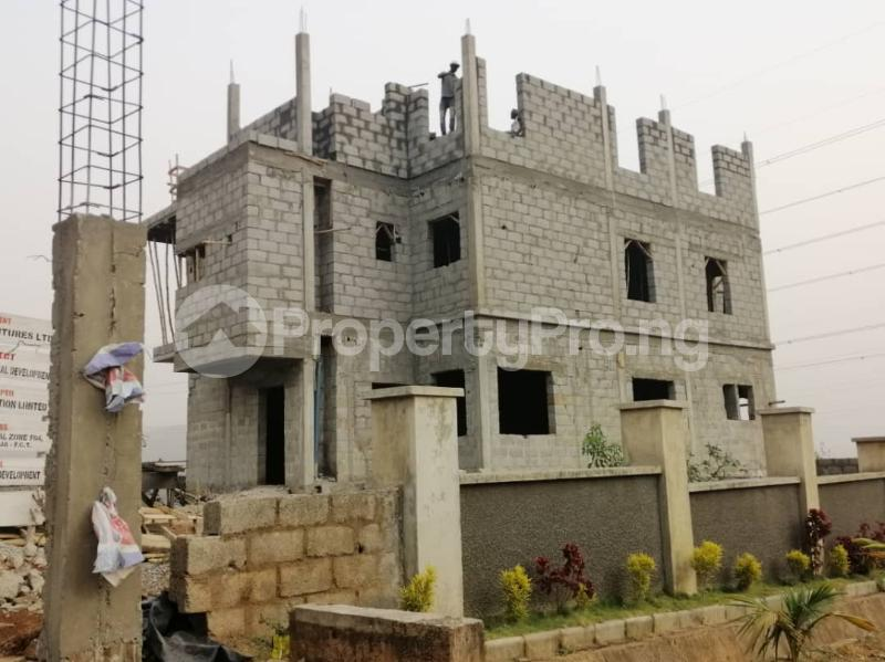 6 bedroom Terraced Duplex House for sale  Katampe Diplomatic Zone Katampe Ext Abuja - 1