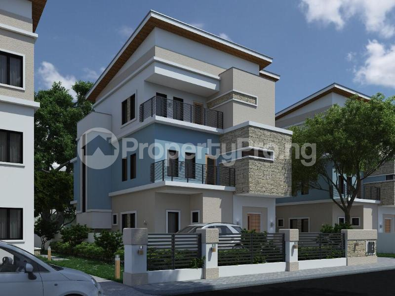 6 bedroom Terraced Duplex House for sale  Katampe Diplomatic Zone Katampe Ext Abuja - 0