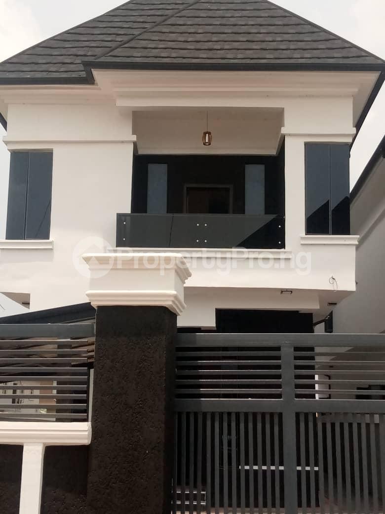5 bedroom Detached Duplex House for sale VICTORY ESTATE THOMAS ESTATE Thomas estate Ajah Lagos - 0