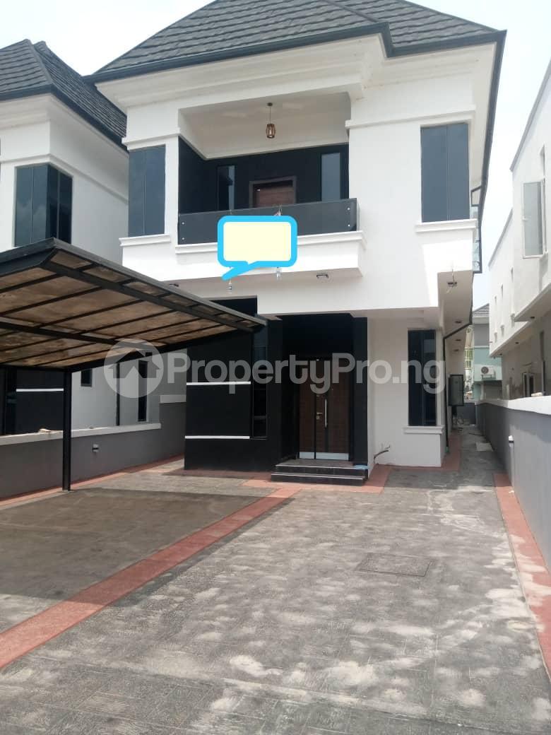 5 bedroom Detached Duplex House for sale VICTORY ESTATE THOMAS ESTATE Thomas estate Ajah Lagos - 11