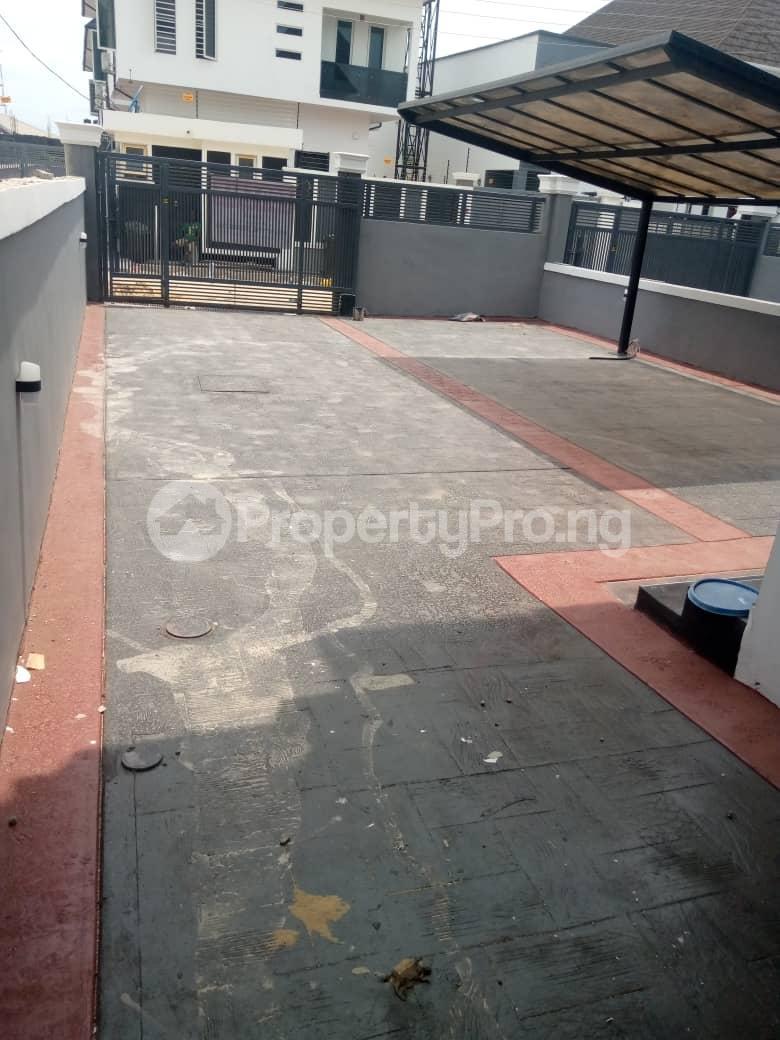 5 bedroom Detached Duplex House for sale VICTORY ESTATE THOMAS ESTATE Thomas estate Ajah Lagos - 1