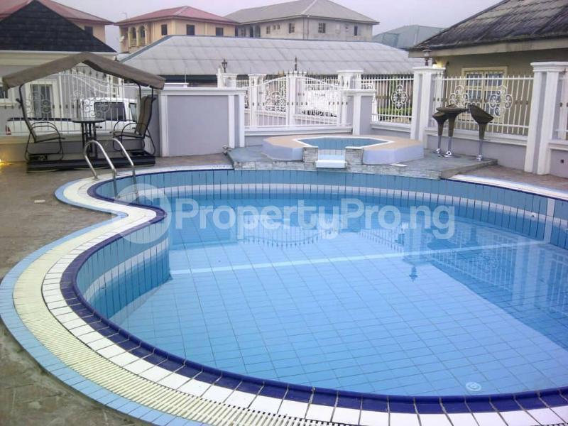 5 bedroom Detached Duplex House for sale Eliozu Port Harcourt Rivers - 6
