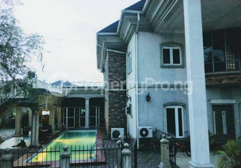 5 bedroom Detached Duplex House for sale G. R. A Phase 8 New GRA Port Harcourt Rivers - 7