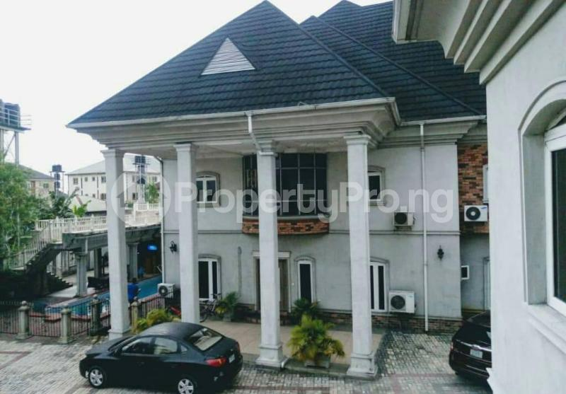 5 bedroom Detached Duplex House for sale G. R. A Phase 8 New GRA Port Harcourt Rivers - 0