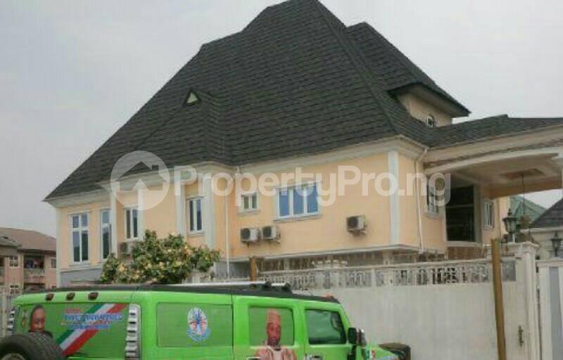 5 bedroom Detached Duplex House for sale Eliozu Port Harcourt Rivers - 8