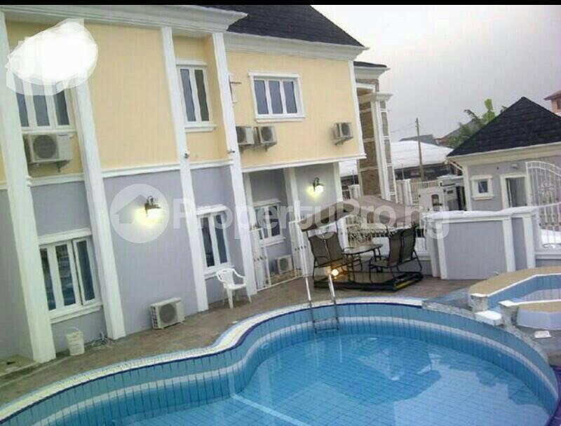 5 bedroom Detached Duplex House for sale Eliozu Port Harcourt Rivers - 7
