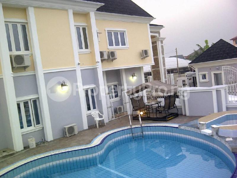 5 bedroom Detached Duplex House for sale Eliozu Port Harcourt Rivers - 1