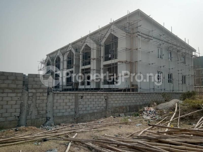 6 bedroom Terraced Duplex House for sale Before COZA Church Guzape, Abuja Guzape Abuja - 1