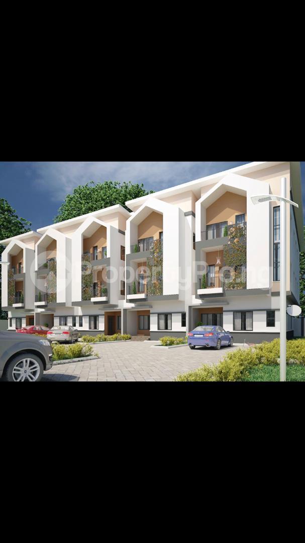 6 bedroom Terraced Duplex House for sale Before COZA Church Guzape, Abuja Guzape Abuja - 0
