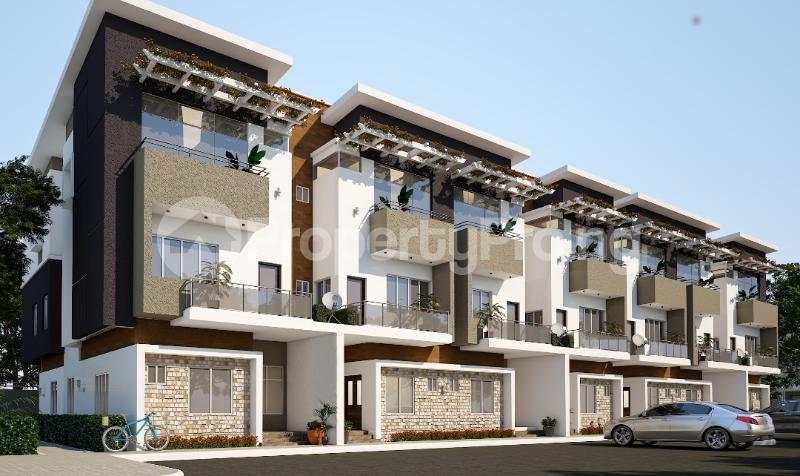 5 bedroom House for sale Opposite Gilmor Construction Jahi District Jahi Abuja - 1