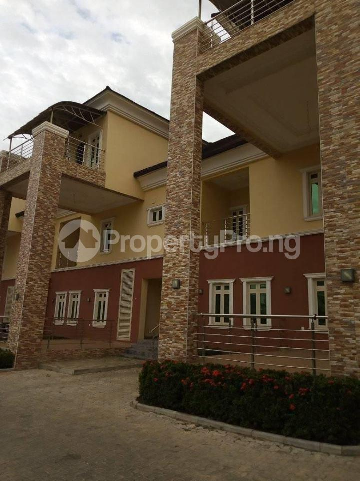 5 bedroom Terraced Duplex House for sale katampe extension Katampe Ext Abuja - 7