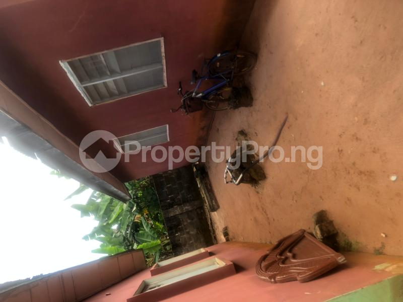3 bedroom Boys Quarters Flat / Apartment for sale Oba eweka street off Benin auchi road  Ukpoba Edo - 0