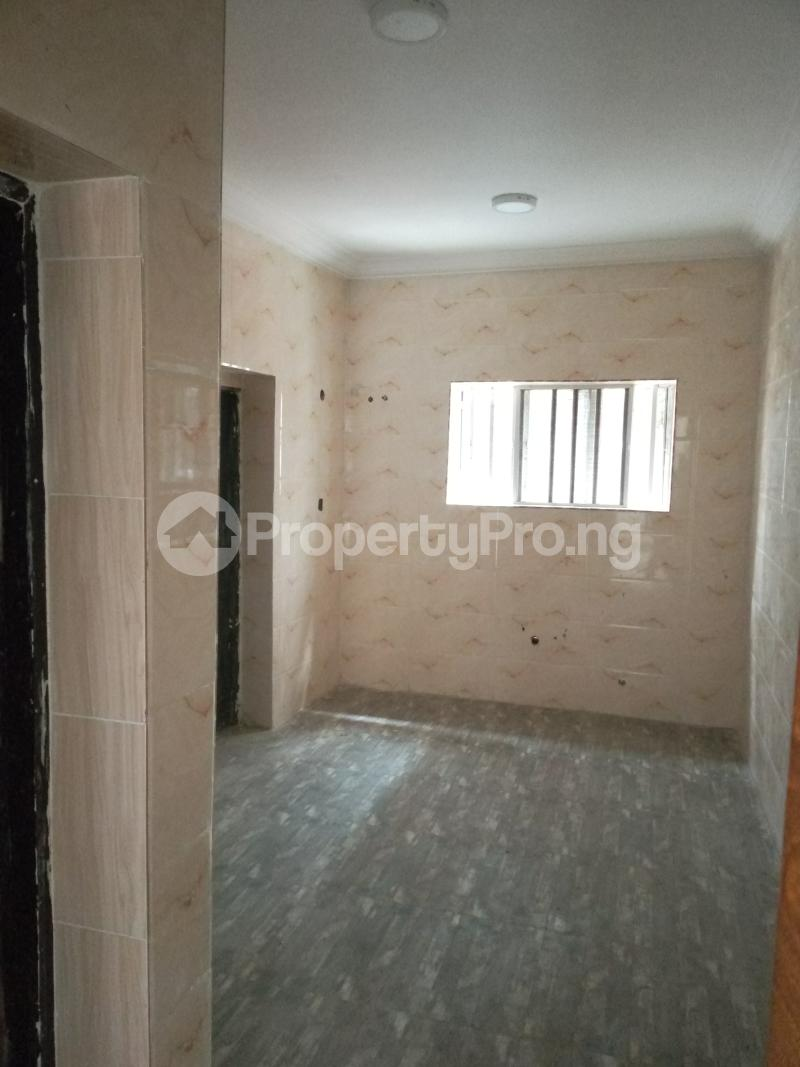 4 bedroom Blocks of Flats House for sale Talabi street off surulere industrial road Ogba Adeniyi jones Ogba Industrial Ogba Lagos - 8