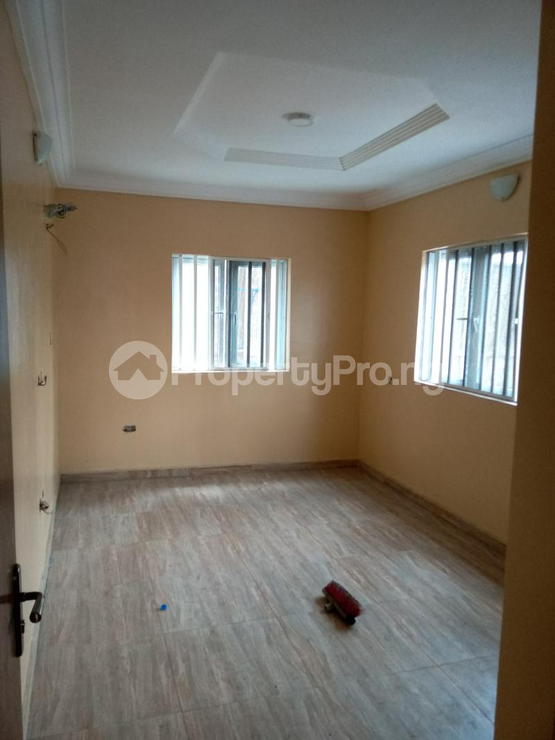 4 bedroom Blocks of Flats House for sale Talabi street off surulere industrial road Ogba Adeniyi jones Ogba Industrial Ogba Lagos - 4
