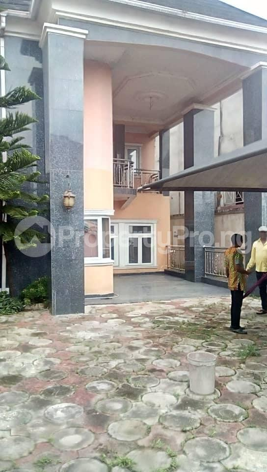 7 bedroom Detached Duplex House for sale  Abia state ABA GRA  Aba Abia - 7