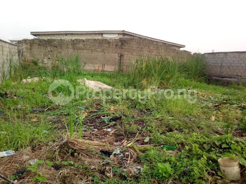 Residential Land for sale Back Of Jacob Mews Estate Alagomeji Yaba Lagos - 1