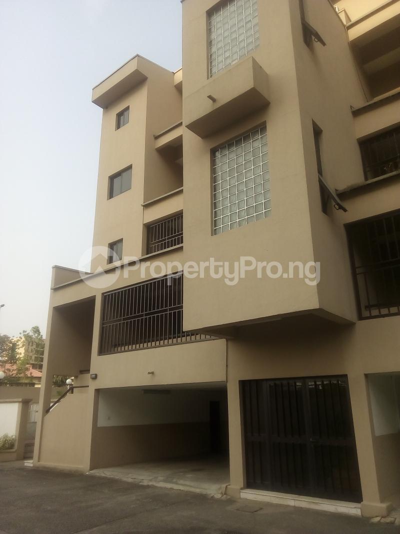 3 bedroom Massionette for rent Gerrard Road, Ikoyi Gerard road Ikoyi Lagos - 0