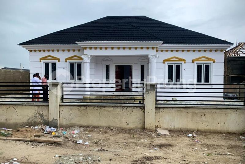 3 bedroom Detached Bungalow for sale In A Well Secured Estate Awoyaya Ajah Lagos - 0