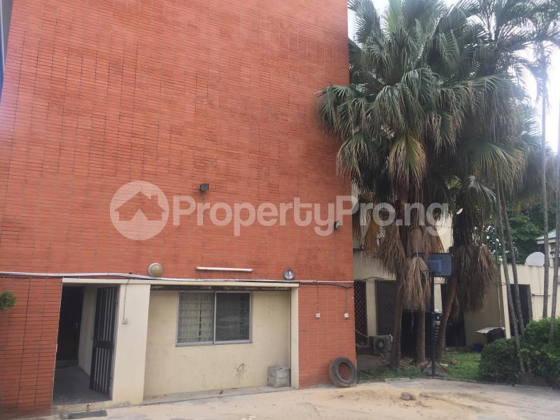 5 bedroom Terraced Duplex for rent Gerard road Ikoyi Lagos - 0