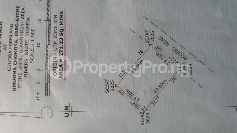 Mixed   Use Land Land for sale chokota Etche Rivers - 0