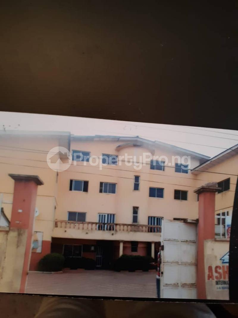 School Commercial Property for sale Ojodu saabo juction Berger Ojodu Lagos - 0