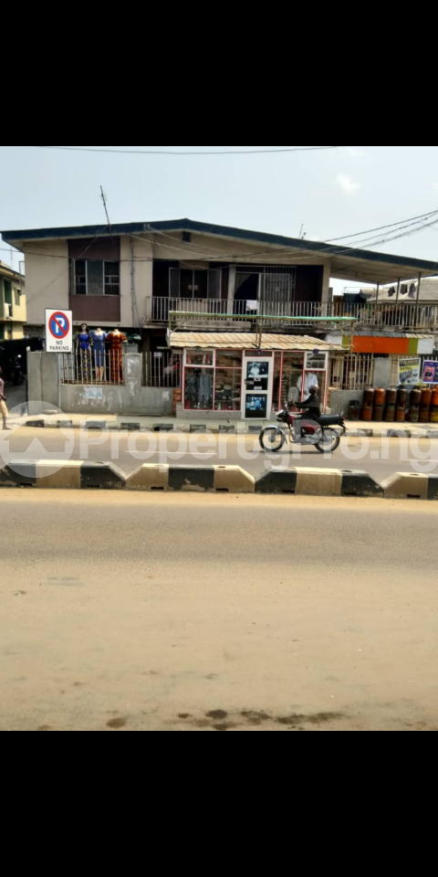 Blocks of Flats House for sale directly along the New tarred road by tantalizer, Alapere, Ketu Lagos - 0