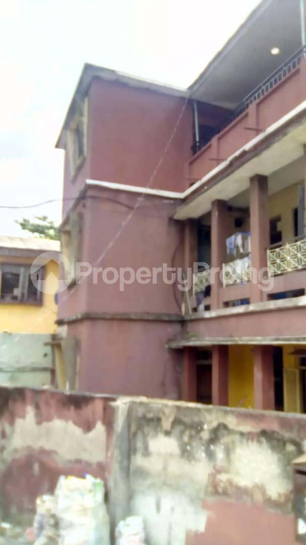 3 bedroom Blocks of Flats House for sale Adesalu street Apapa road Apapa Lagos - 1
