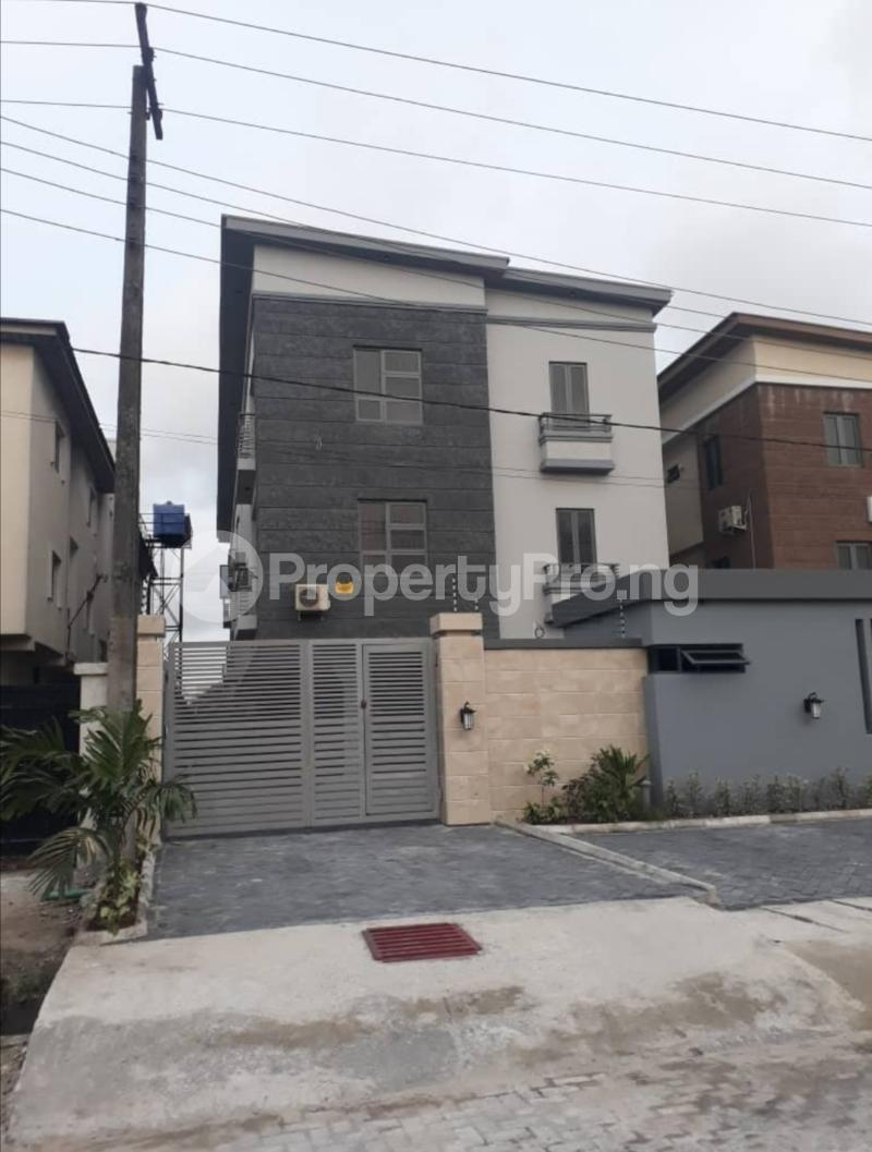 5 bedroom Terraced Duplex House for sale Lekki phase 1 Lekki Phase 1 Lekki Lagos - 2