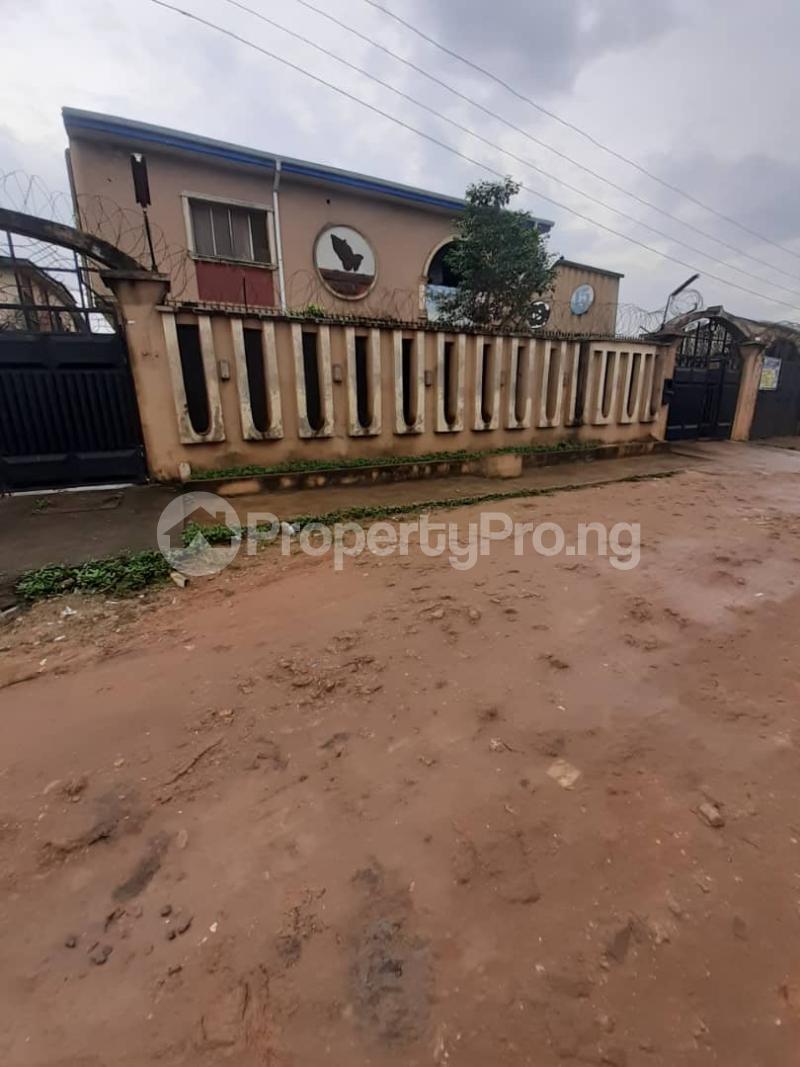 Flat / Apartment for sale  Ore Ofe bus stop, Ejigbo  Ejigbo Lagos - 1