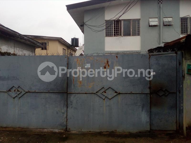 Blocks of Flats House for sale Off bode Thomas  Bode Thomas Surulere Lagos - 0