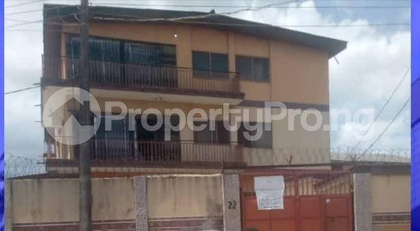 3 bedroom Blocks of Flats House for sale Adewale Adenuga Ejigbo Ejigbo Lagos - 0