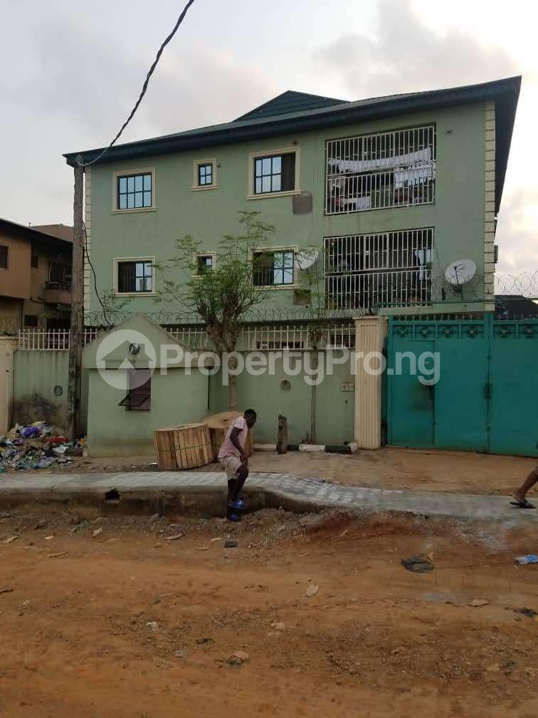 Blocks of Flats for sale Ifako-ogba Ogba Lagos - 0