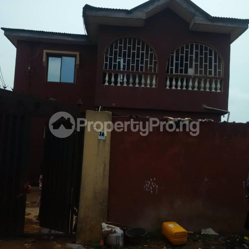 3 bedroom Blocks of Flats for sale Along, Olubiyi Ajapa Close, Behind Ile Ibadan Bus Stop, Isuti Road, Egan Shasha Alimosho Lagos - 10