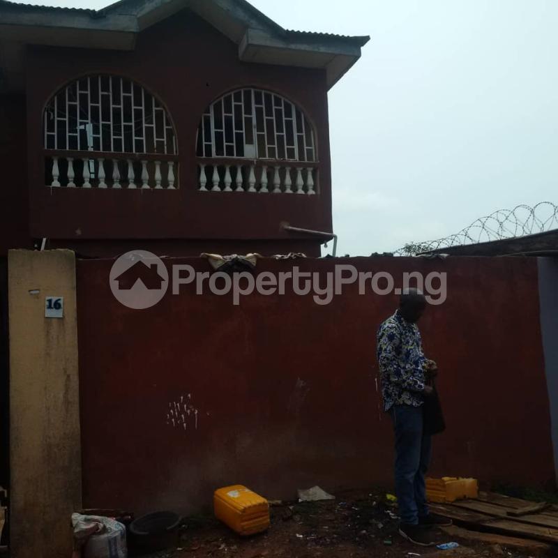 3 bedroom Blocks of Flats for sale Along, Olubiyi Ajapa Close, Behind Ile Ibadan Bus Stop, Isuti Road, Egan Shasha Alimosho Lagos - 2