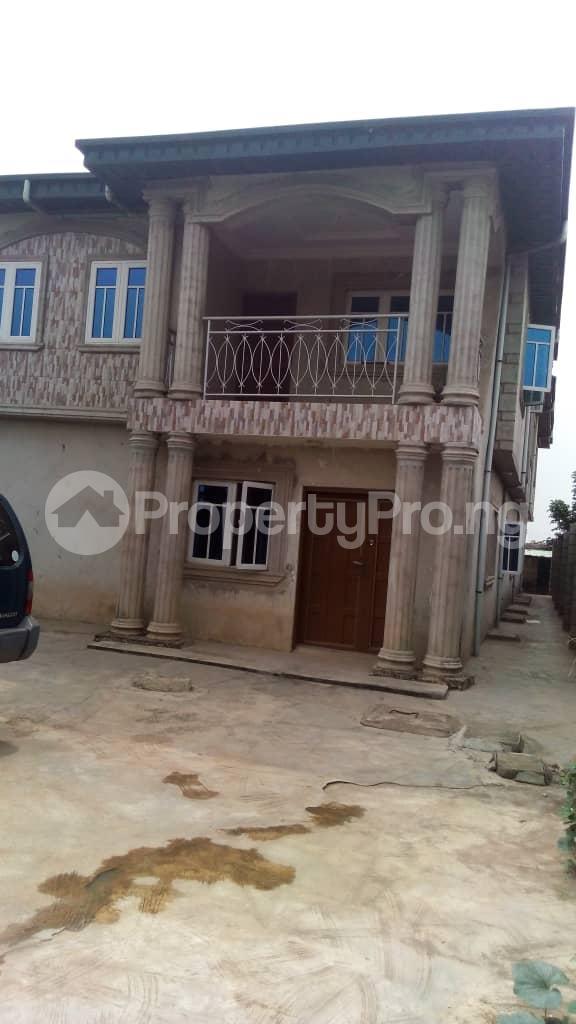 3 bedroom Blocks of Flats for sale Along, Olubiyi Ajapa Close, Behind Ile Ibadan Bus Stop, Isuti Road, Egan Shasha Alimosho Lagos - 7